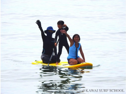 【 Aichi / Chita peninsula 】 Both beginners and children can enjoy! SUP Lesson (90 minutes)の紹介画像