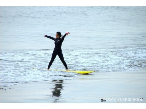 【 Aichi / Chita peninsula 】 Experienced · For people with physical fitness! Surfboard rental (3 hours)の紹介画像