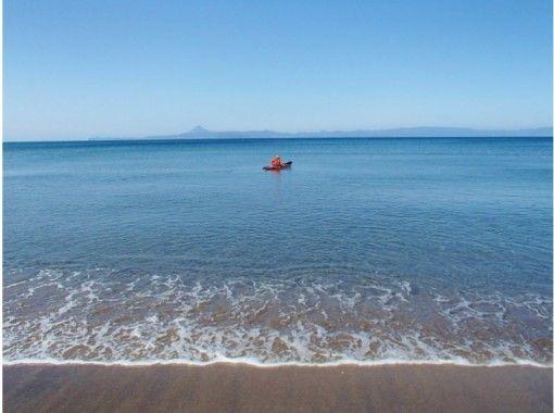 【鹿児島・鹿屋】ユクサおおすみ海の学校からパワースポット荒平天神の海へ! カヤック体験ツアー☆