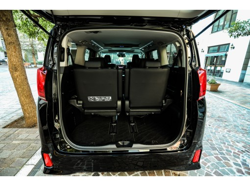 【Tokyo 23 wards】 Private transfer service to and from the golf course, Toyota Alphard (6 seats)の紹介画像