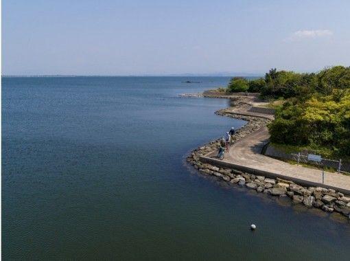 【山陰・大根島】島の暮らしに触れる旅♪ブラだいこんサイクリングガイドツアー