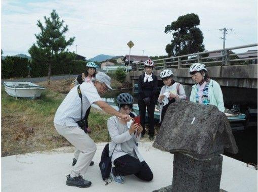 【山陰・大根島】島の暮らしに触れる旅♪ブラだいこんサイクリングガイドツアーの紹介画像