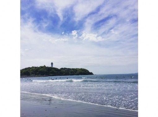 【神奈川・江ノ島】江ノ島で唯一!国際サーフィン連盟公認!初心者向けコーチングレッスン