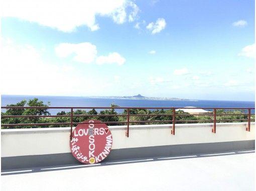 【沖縄でココだけ!家族でファミリーシーサー色塗り体験 or  シーサー作り体験】美ら海水族館まで1分