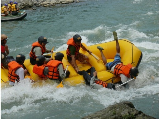 [Kumamoto Hitoyoshi] The rush of the Kuma River in a short time! Exciting course ★ with photosの紹介画像