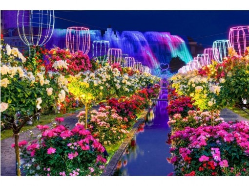 """[Nagasaki / Sasebo] Huis Ten Bosch """"1DAY Passport"""" You can enjoy both Events and attractions!の紹介画像"""