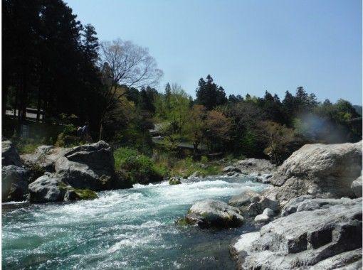 ★東京なのに綺麗な川★プライベート爽快ラフティング!