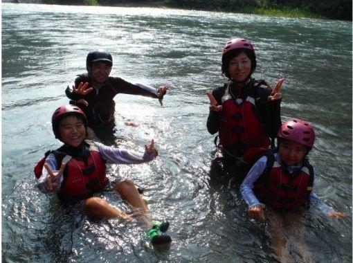 ★東京なのに綺麗な川★奥多摩で爽快ラフティング!の紹介画像