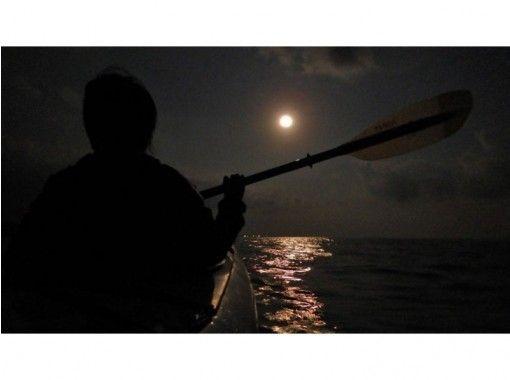 【沖縄・西表島】夕焼け・月明かりカヤック
