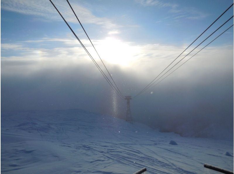 【北海道・大雪山】絶景スノーシュー★旭岳・天人峡1日おまかせコースの紹介画像