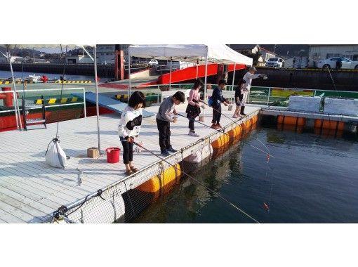 【 Kumamoto · Amakusa 】 Marine fishing pond · Fishing unlimited (60 minutes)の紹介画像