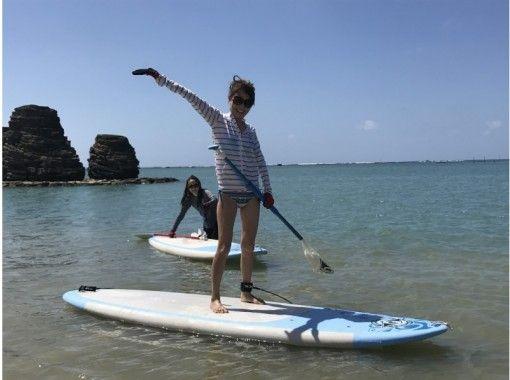 南国沖縄で気軽にプライベートSUPしよう♬