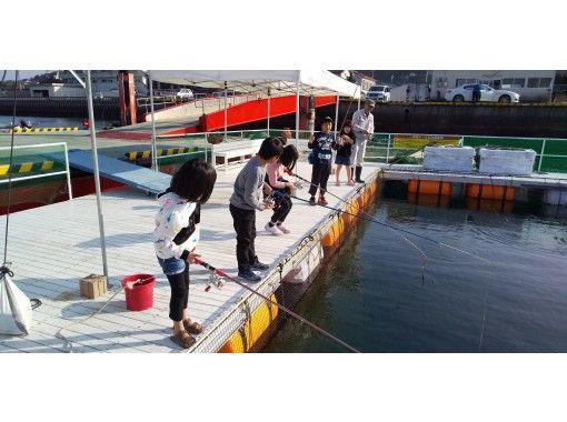 【熊本·天草】觀賞海豚和海洋釣魚之旅·無限制釣魚(60分鐘+ 60分鐘)の紹介画像