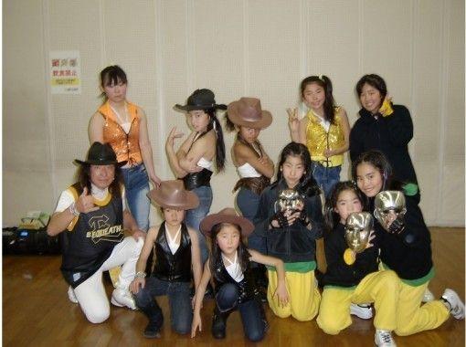 【神奈川・鎌倉・ヒップホップ】鎌倉ストリートダンス教室 インドア 本格コース