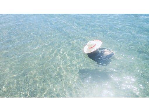 [Tokushima / Shikoku] [Children OK] Relaxing SUP cruising in the clear sea ★の紹介画像
