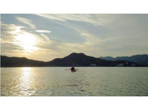 【愛媛・上島町・シーカヤック】サンセットツアー♪