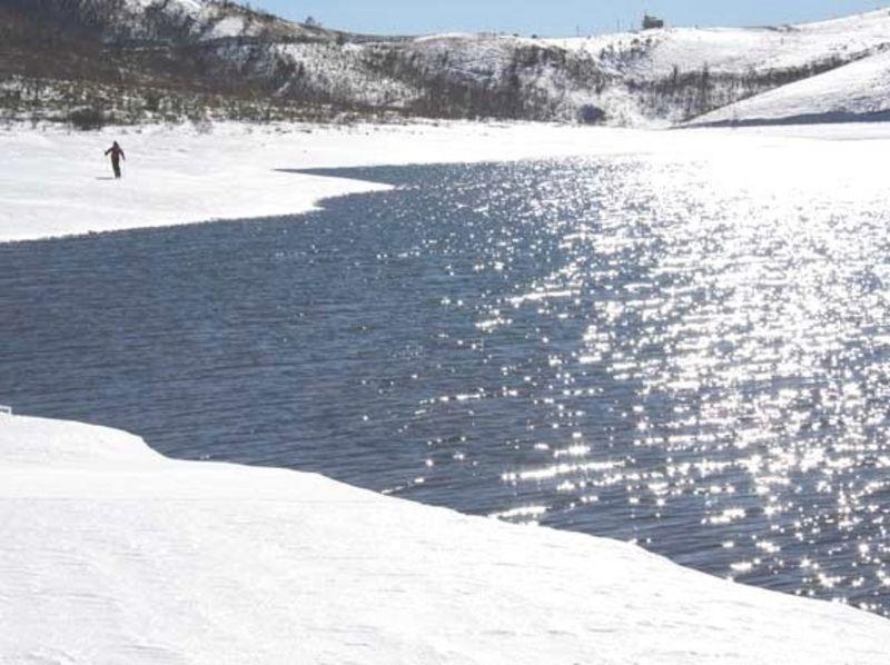 【群馬・野反湖】MTB&スキー(1日プラン)の紹介画像
