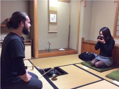 【大阪・本町】日本文化教室「資格のある茶道家による稽古」の紹介画像