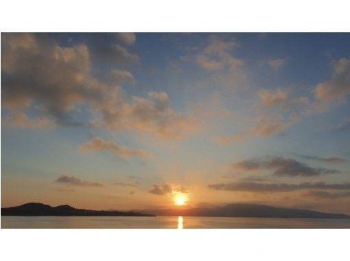 【沖縄・石垣島】船上サンセット体験 ※石垣島の中心街『石垣港離島ターミナル発着』