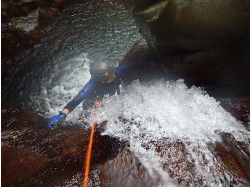 【沖縄・やんばる】シャワークライミング★やんばる遊びの最高峰★貸切、写真・動画撮影付き