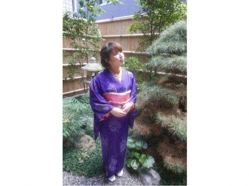 【京都・京都市】日本文化教室「新しい浴衣を着て家に持ち帰る!」の紹介画像