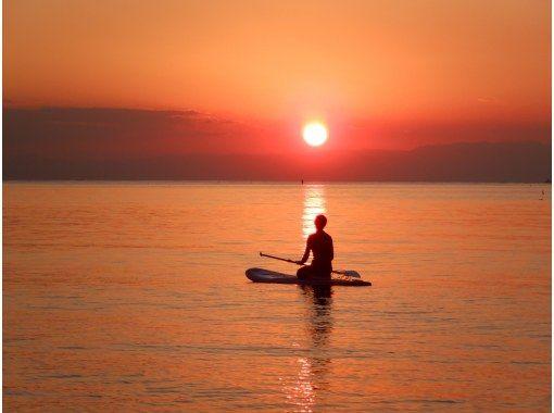 日落SUP(帶攝影)の紹介画像