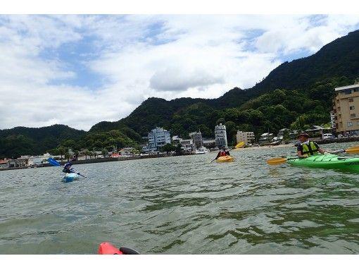 【静岡/沼津・伊豆】短い時間で楽める。半日カヤックコースで海に浮かぶ楽しさを味わって!