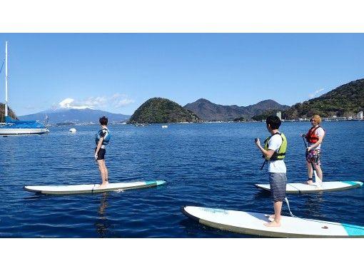 [Shizuoka/ Numazu · Nishiizu] Beginners also enjoy peace of mind, SUP of attention level No, 1! (Starter course, half-day)の紹介画像