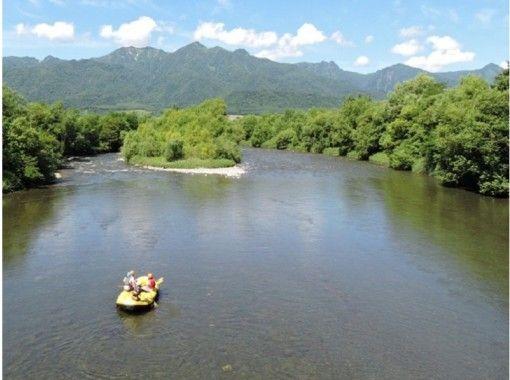 【北海道・富良野】お得に1日たっぷり遊べるファミリーラフティング+昆虫採取♪1組様限定で安心