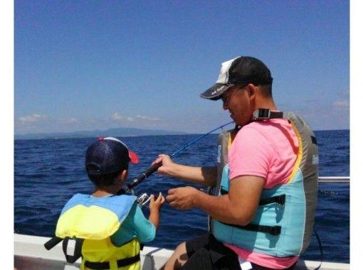 【沖縄・石垣島】レジャーフィッシング(船釣り)※手ぶらで気軽に、ちょい釣り体験!