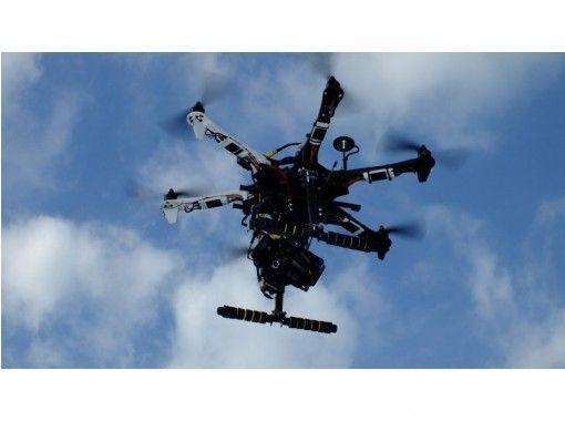 [Tochigi /Nasu Karasuyama] Drone School Beginner Course! We will teach you carefully from basic technology to higher-grade shooting technology!の紹介画像