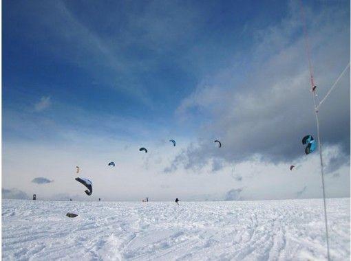 [Challenge Snow kite Nagano prefecture! ] Snow kite 2-day master courseの紹介画像