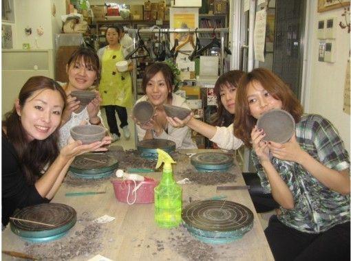 【東京・目黒】短時間で制作できます!お手軽!飯碗作り体験