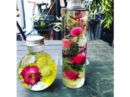 [Tokyo / Meguro] Beautiful! Fun! Herbarium trial lesson! Set planの紹介画像