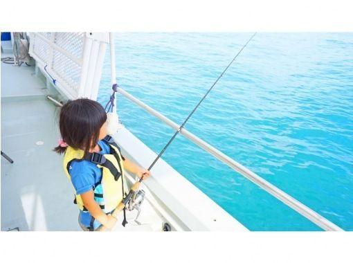 【沖縄・小浜島】レジャーフィッシング(船釣り)※気軽にご参加できます!の紹介画像