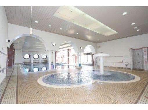 【静岡・掛川】エアーウインドサーフィン 温水プール・温泉(露天風呂)付き
