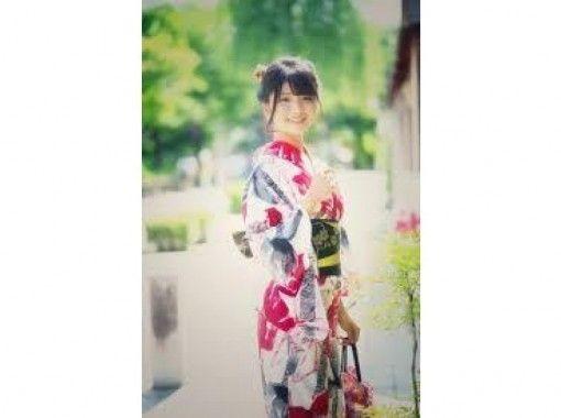Kyoto Yukata Rental Kyoto Gion Store Yukata High Grade Plan (Summer Only)の紹介画像