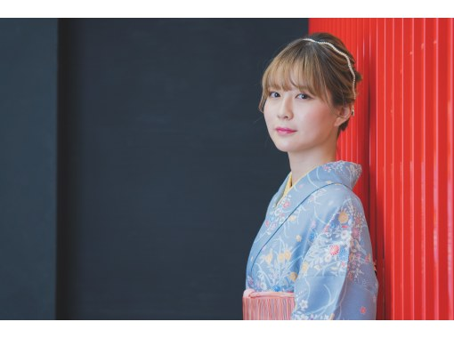"""京都G园和服租赁""""标准方案""""空手行,免费行李寄存!の紹介画像"""