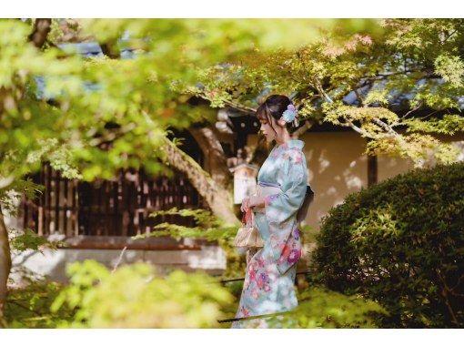 """欢迎仅限20人以上的团体/公司活动的京都G园""""和服租赁计划""""!免费行李寄存!の紹介画像"""