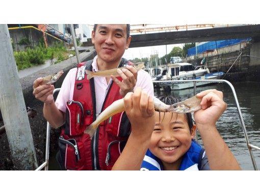 【東京・羽田】激安!「MEGA キス」貸切り船★7名までOK ♪釣った魚はお店紹介可♪ 180分