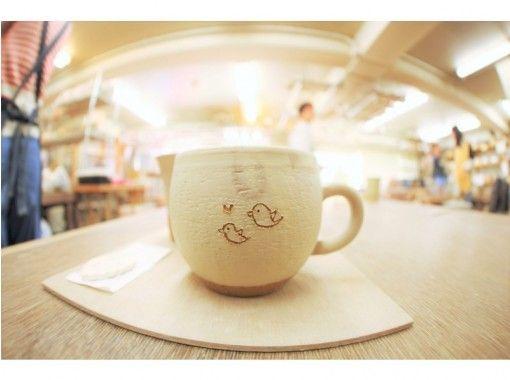 【東京☆新橋駅徒歩5分】大切な記念日に贈る手づくりギフト☆楽しい2回わいわい陶芸コース☆