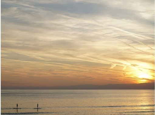 【岡山・倉敷】目の前の海全てがあなたのもの!SUPレンタルプラン(1セット90分です)