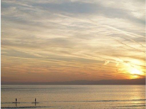 【岡山・倉敷】目の前の海全てがあなたのもの!SUPレンタルプラン(1セット90分です)の紹介画像