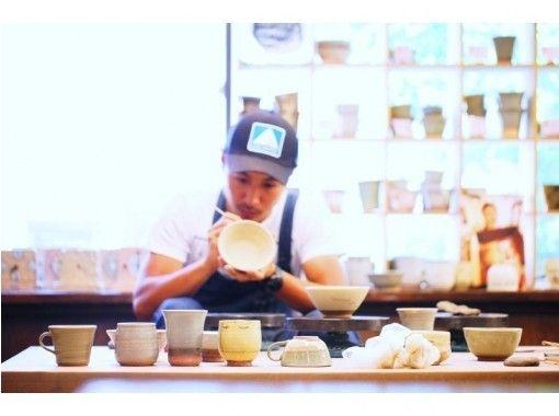 【福岡・天神駅より徒歩10分】☆大切な記念日に贈る手づくりギフト☆楽しい2回わいわい陶芸コース☆