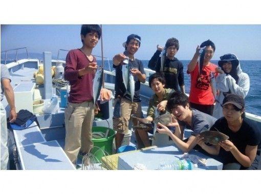 【湘南・鎌倉】「Rei」&「政美丸」コラボ企画★釣った魚で、釣りたてランチプラン(2名~)