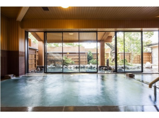 【京都・嵐山】平日限定!お得な日帰り温泉入浴割引きチケット!時間制限なしで手ぶら楽しめます!