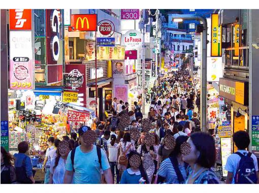 【Tokyo · Harajuku】 Harajuku Sweet Overloadの紹介画像