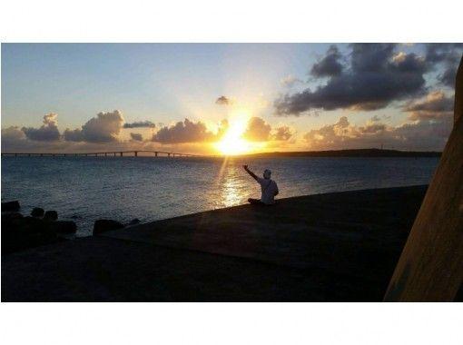 【沖繩·宮古島】沒有租車OK OK! SUP&Snorkel&Irabu·宮古觀光指南(帶皮卡和餐)の紹介画像