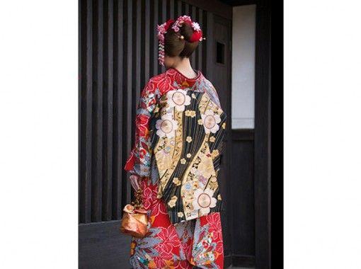[奈良/奈良]為什麼不帶著舞妓的身影在奈良漫步?從近鐵奈良站出發!の紹介画像