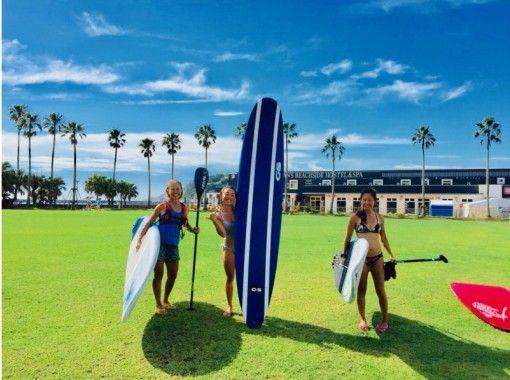 【宮崎県・宮崎市】プロサーファーが教えます!南国宮崎の海でサーフィン体験!レンタル・保険込・120分の紹介画像